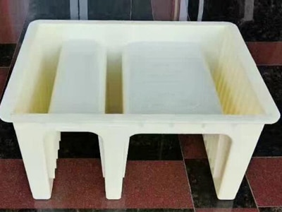 CONCRETE CABLE GROOVE MOLD 400X300-1