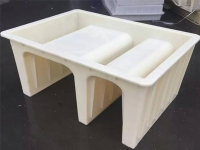 CONCRETE CABLE GROOVE MOLD 400X300