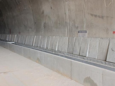 CONCRETE CABLE GROOVE MOLD 400X300-5
